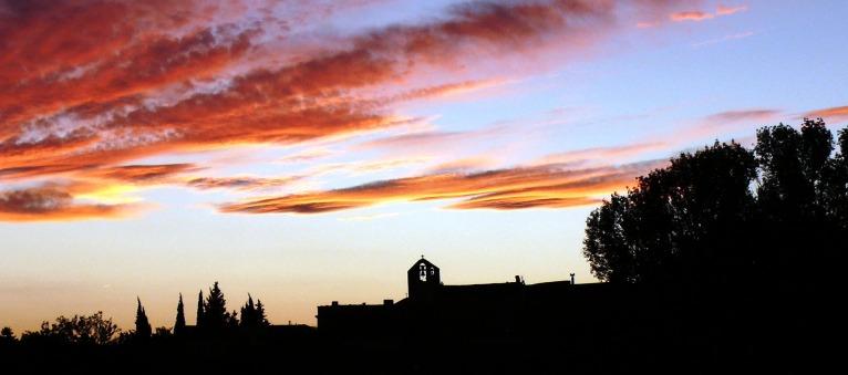 Montelimar - Evening Sky - Salles sous Bois (002)