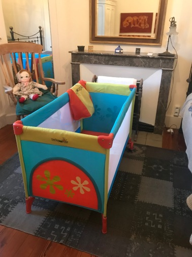 Montelimar - Baby Travelling Cot