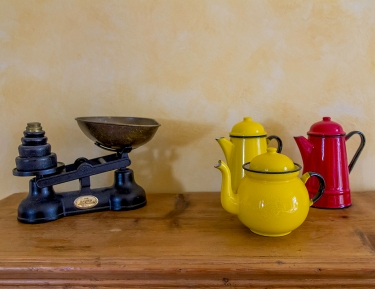 Montelimar - Kitchen Tea-pots